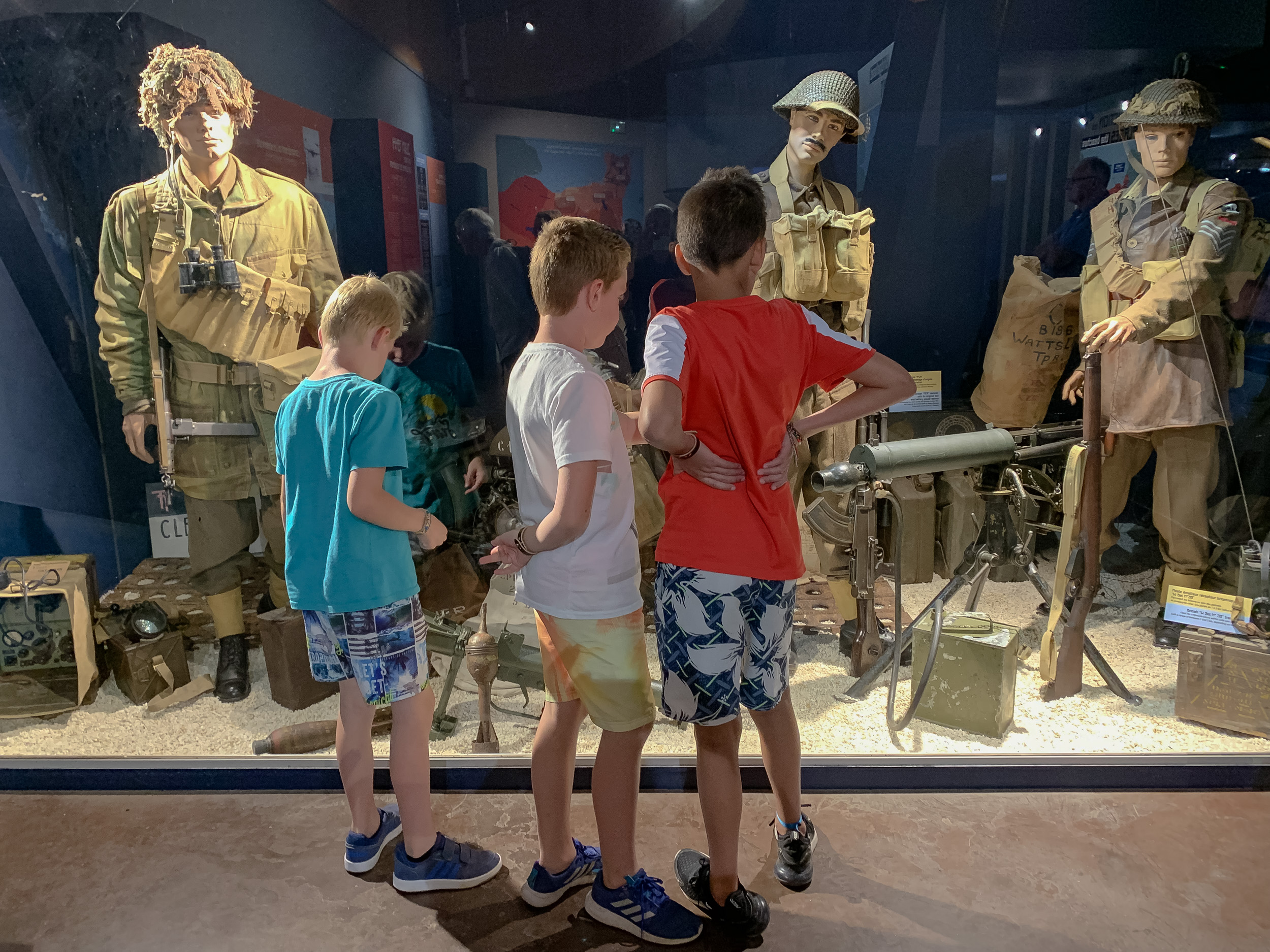 Memorial Museum of the Battle of Normandy Bayeux