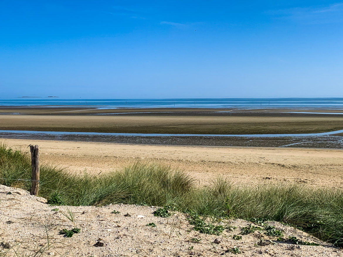 Utah Beach Normandy France
