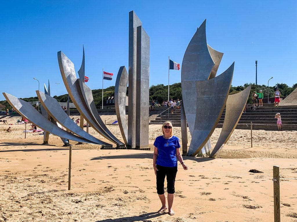 Omaha Beach France