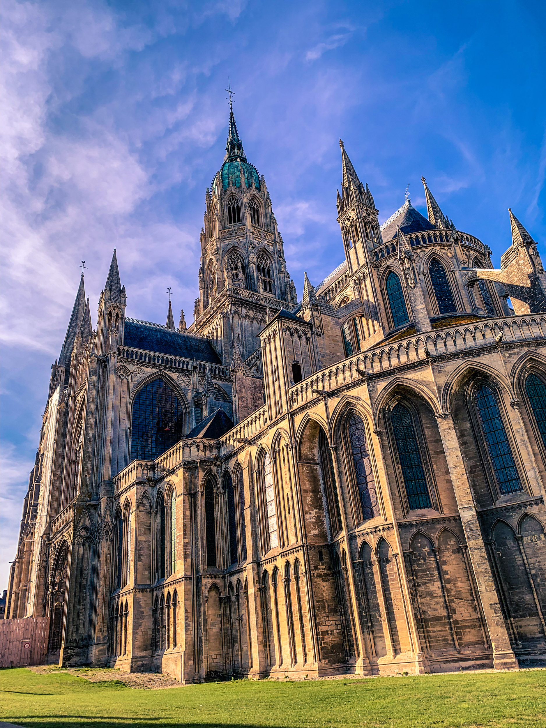 Bayeux Cathedral Notre-Dame
