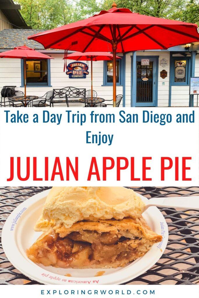 Julian Apple Pie San Diego - Exploringrworld.com