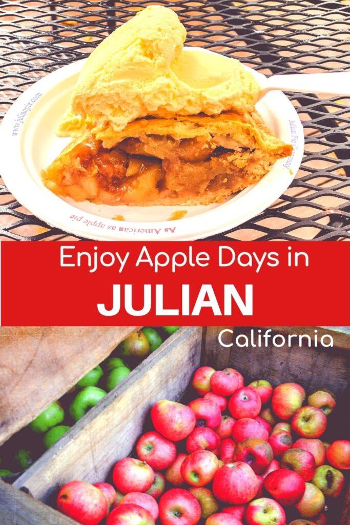 Julian California Apple Days - Exploringrworld.com