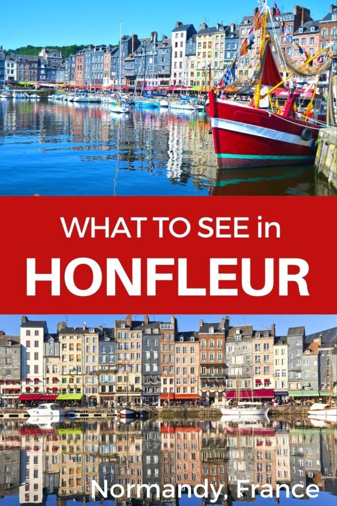 Normandy Honfleur France - Exploringrworld.com