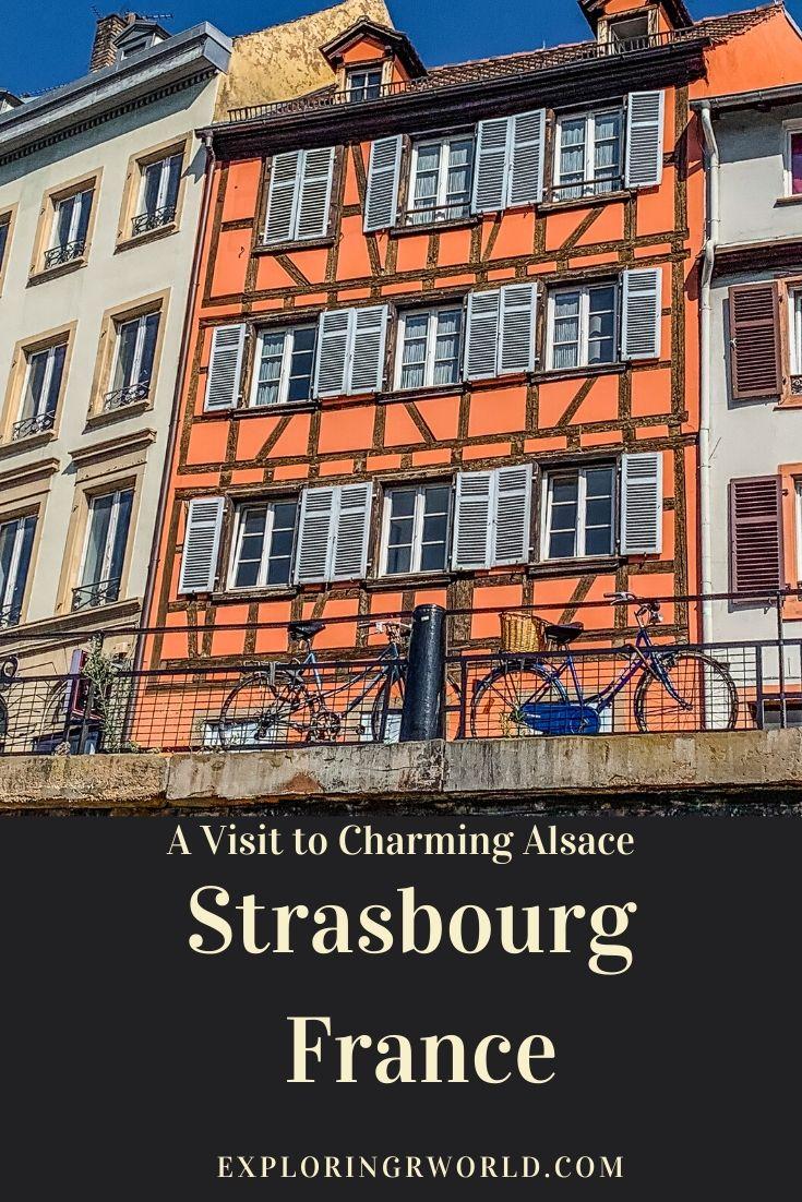 Strasbourg Alsace France - Exploringrworld.com