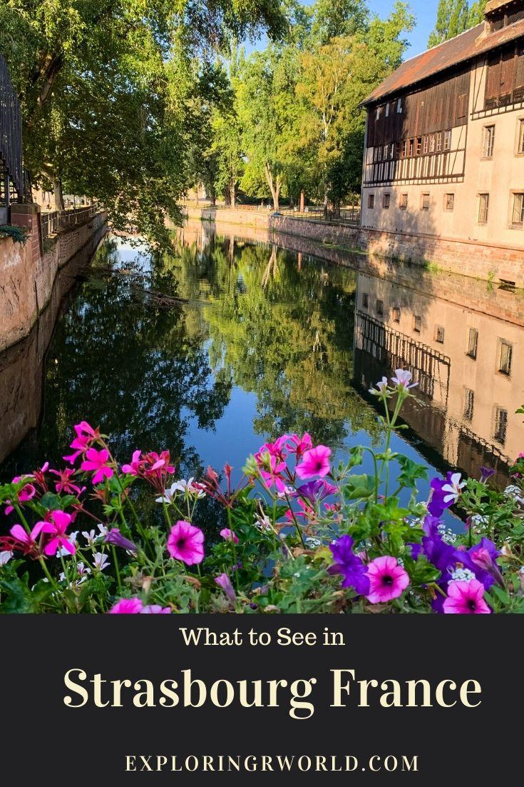 Strasbourg France Alsace - exploringrworld.com