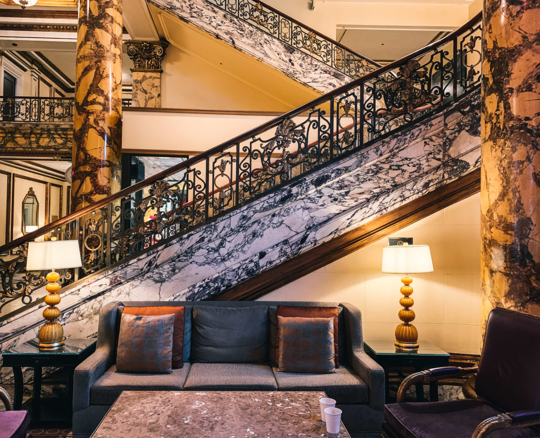 San Francisco Fairmont Hotel
