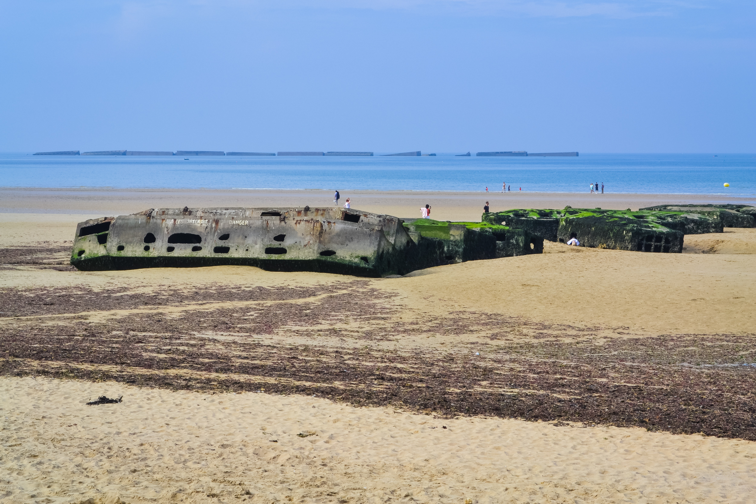 Arromanches Gold Beach Normandy