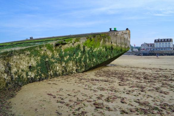Arromanches Gold Beach Normandy
