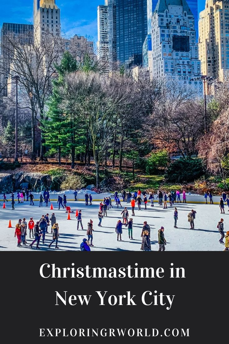 Christmas in New York City - Exploringrworld.com