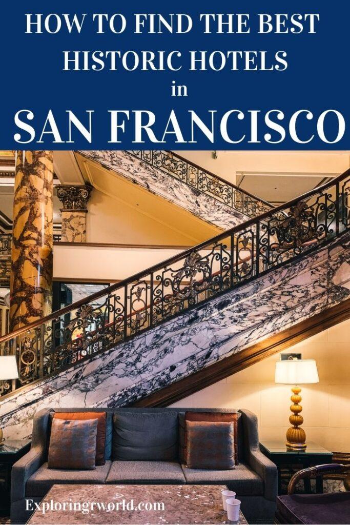 San Francisco Historic Hotels - Exploringrworld.com