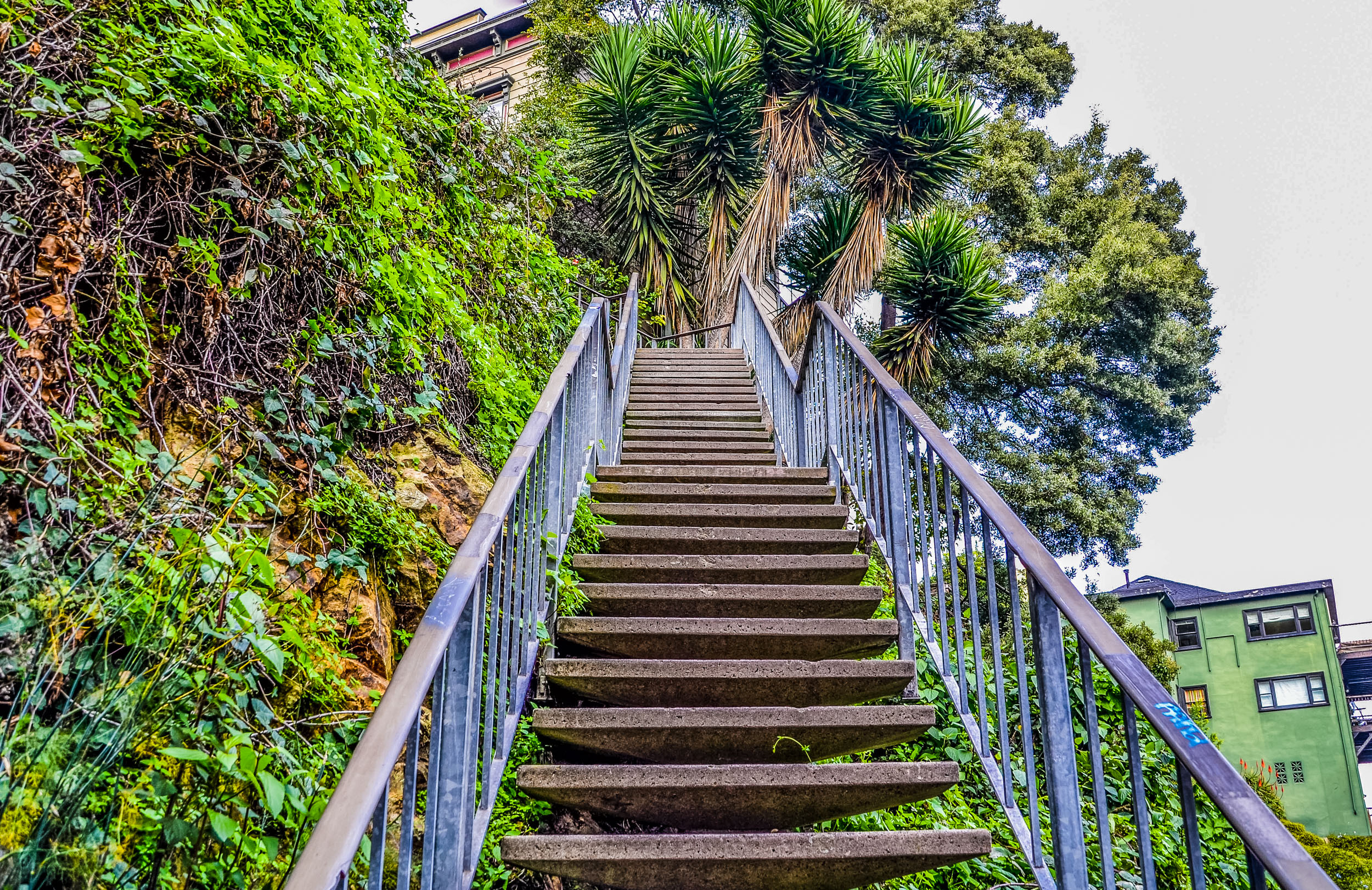 San Francisco Filbert Steps