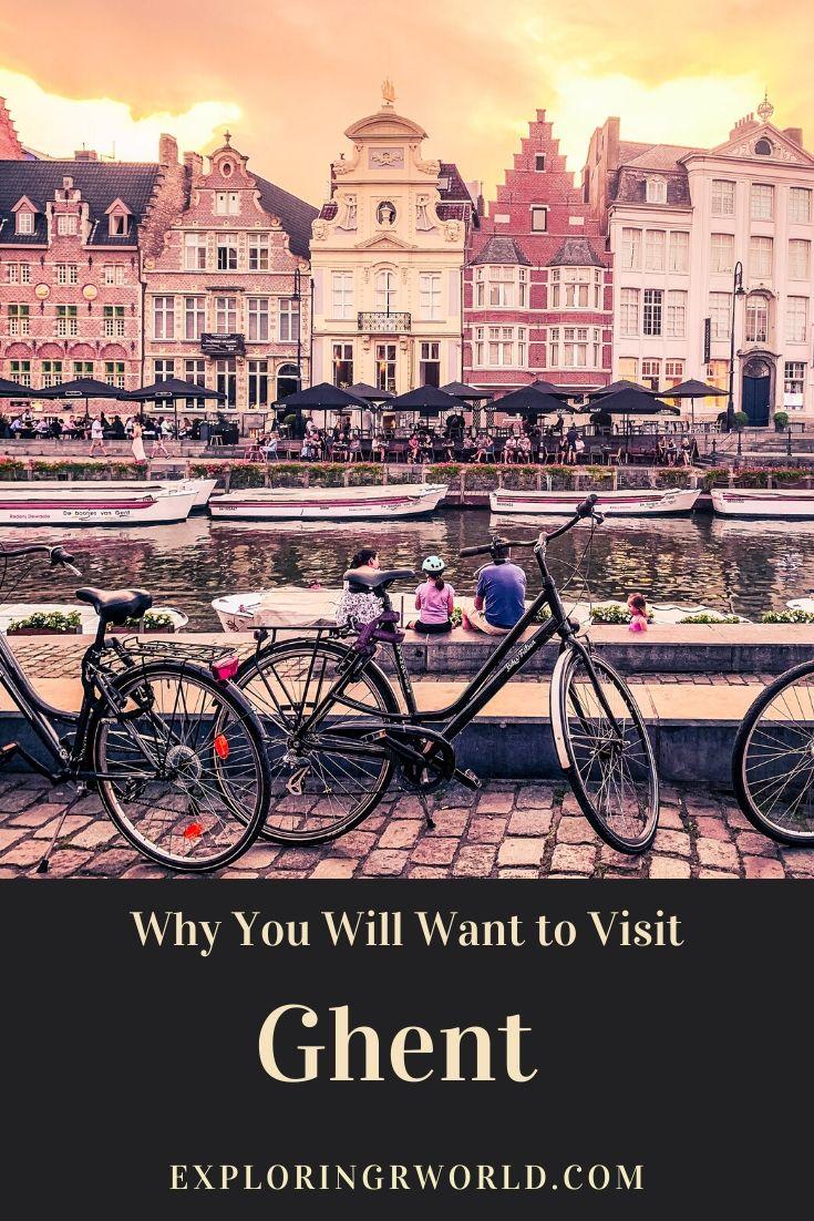 Ghent Belgium Visit - Exploringrworld.com