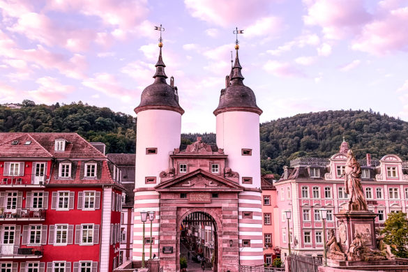 Visit Heidelberg Germany