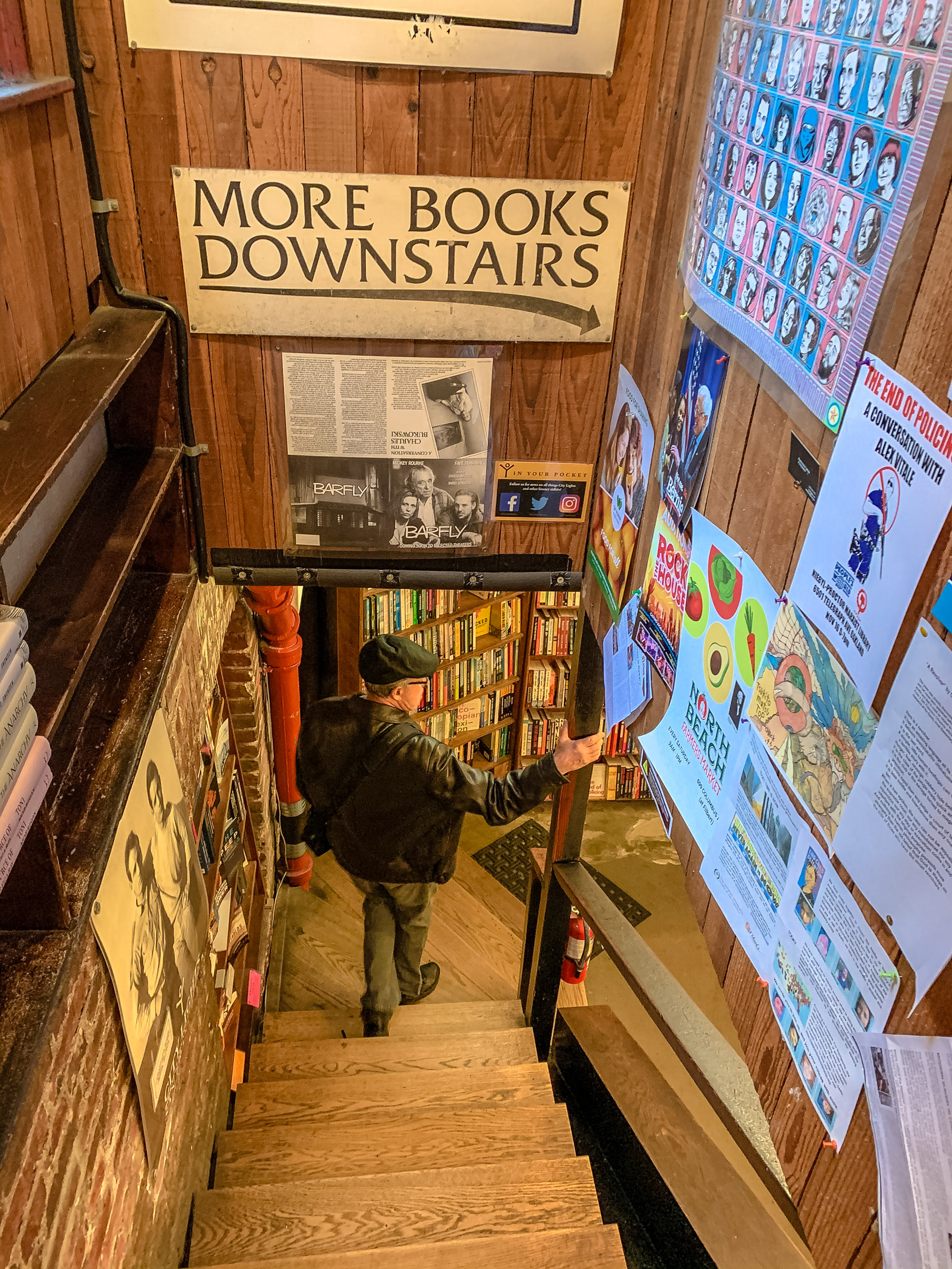 San Francisco City Lights Bookstore