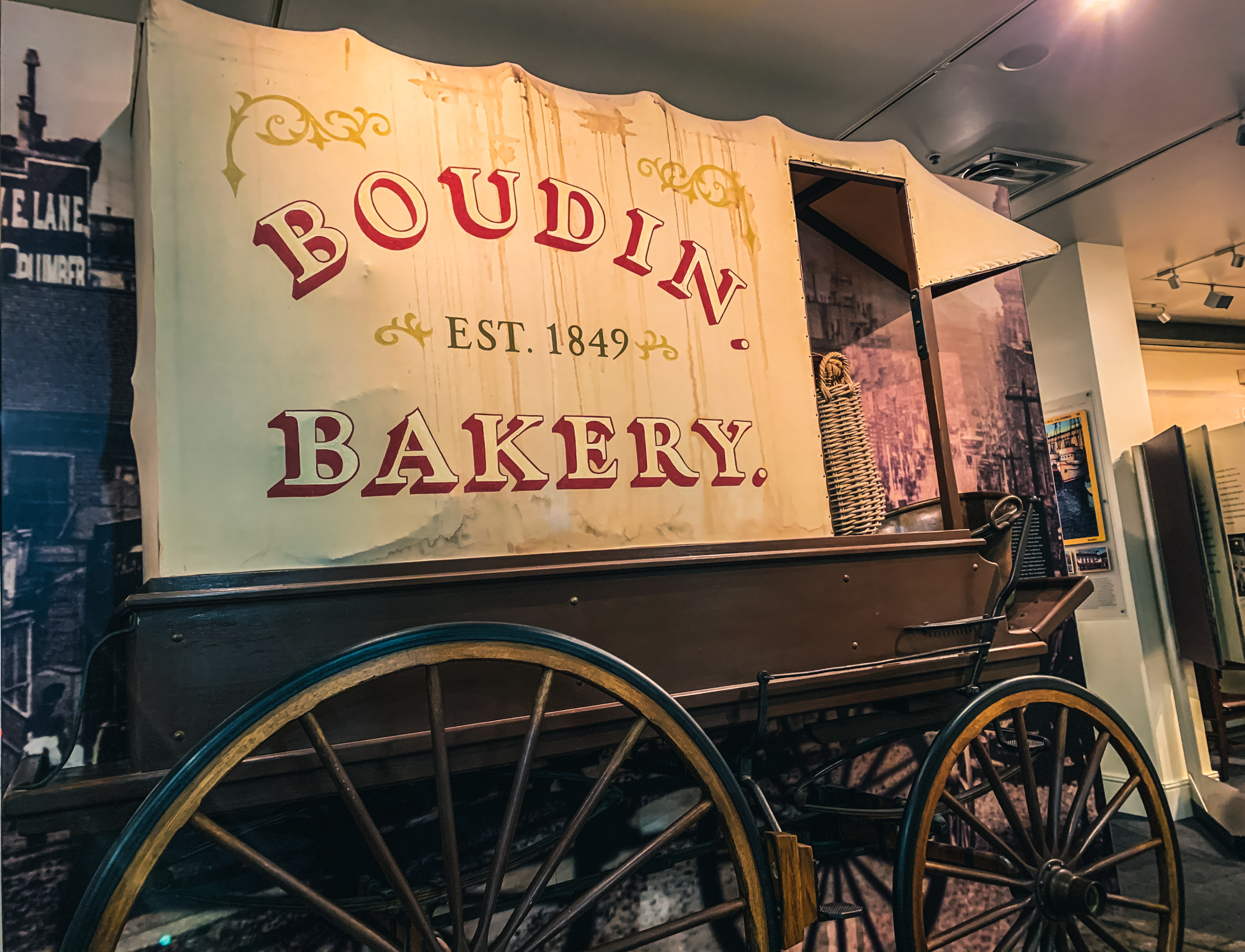 San Francisco Boudin