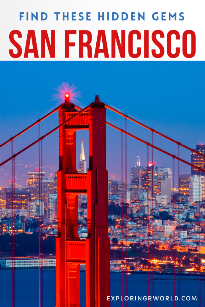 San Francisco California - Exploringrworld.com