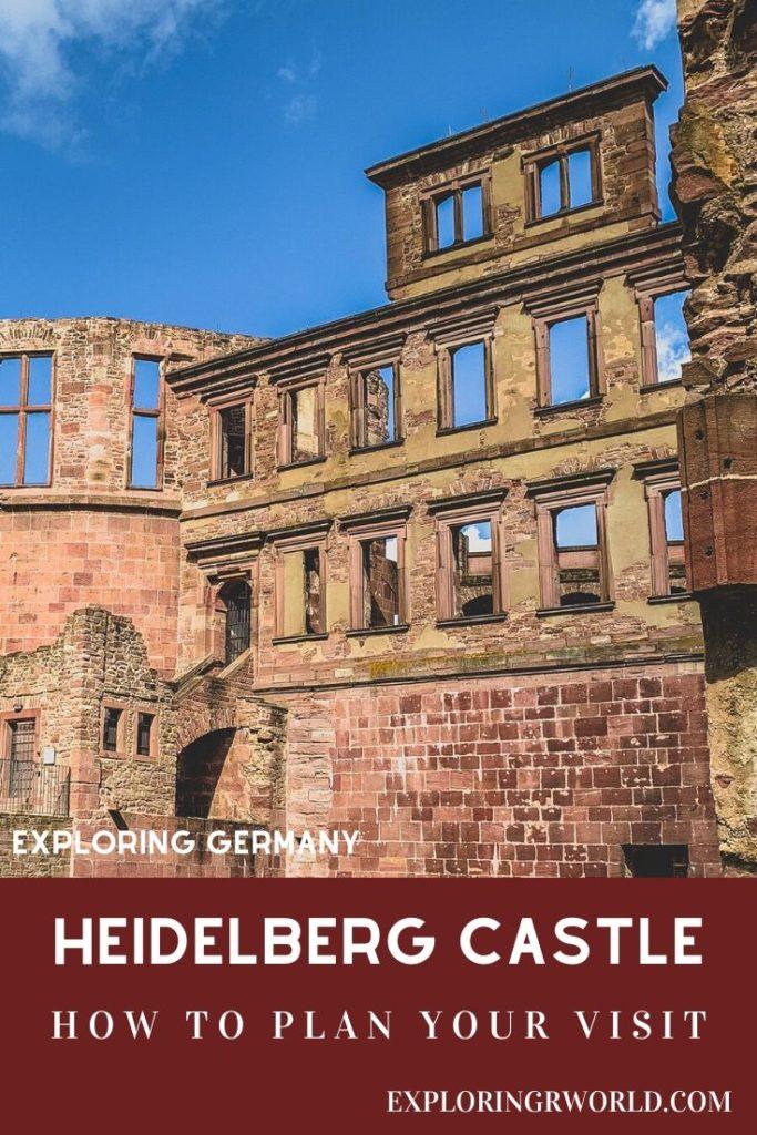 Heidelberg Castle - Exploringrworld.com