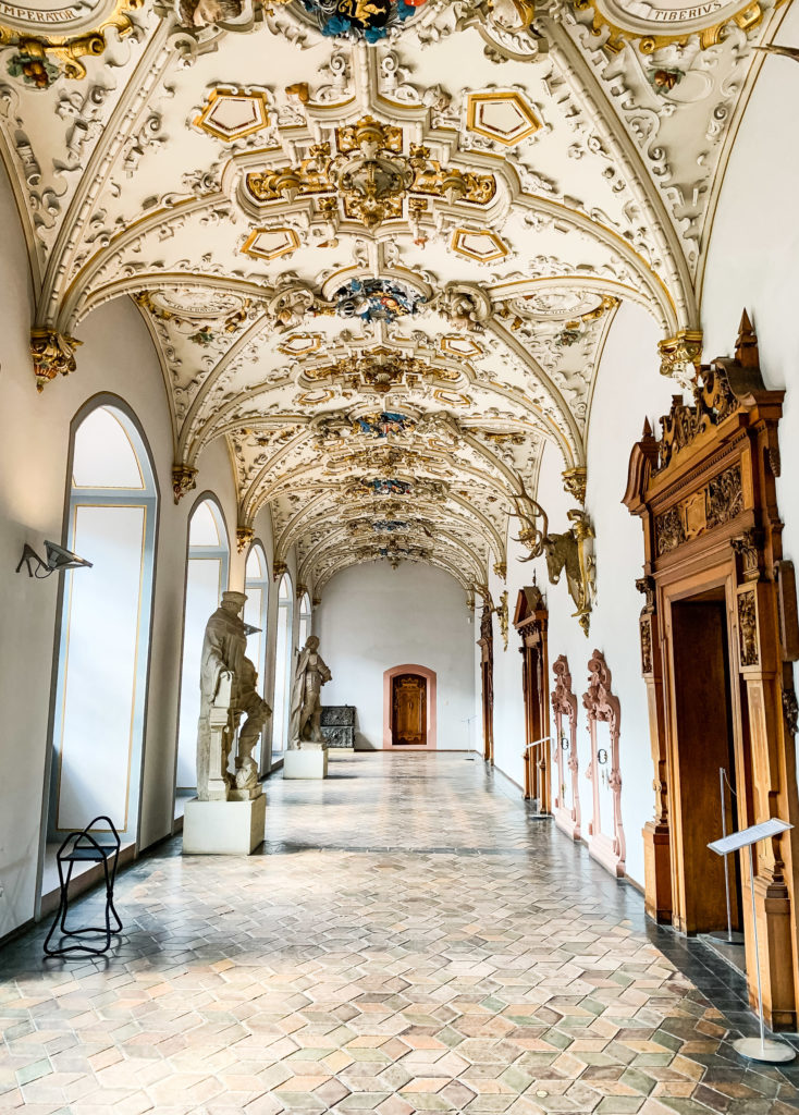 Heidelberg Castle Fredrich Building
