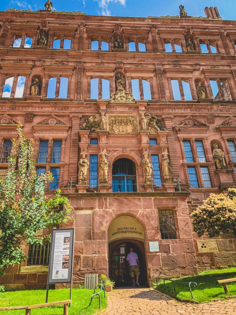 Heidelberg Castle Apothecary