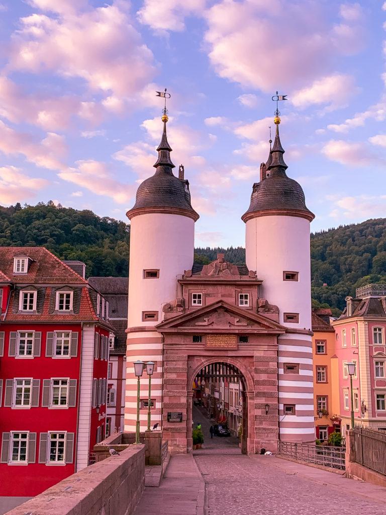 Heidelberg Medieval Towers