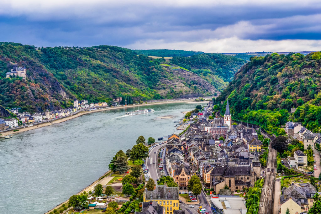 Rhine River Germany