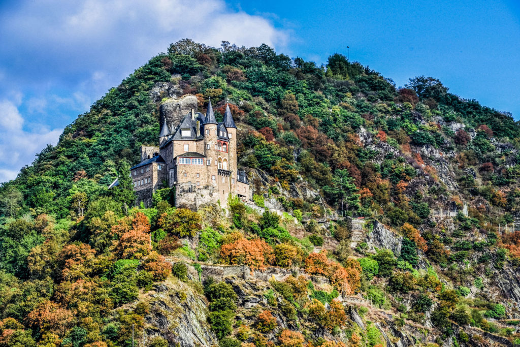 Germany Castles on Rhine