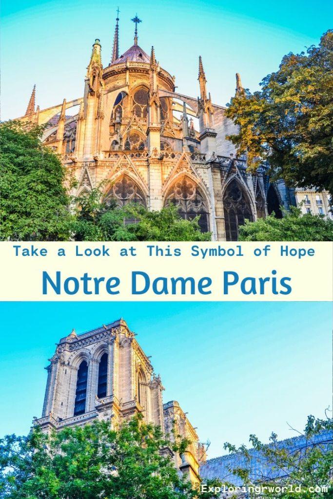 Notre Dame Paris - Exploringrworld.com