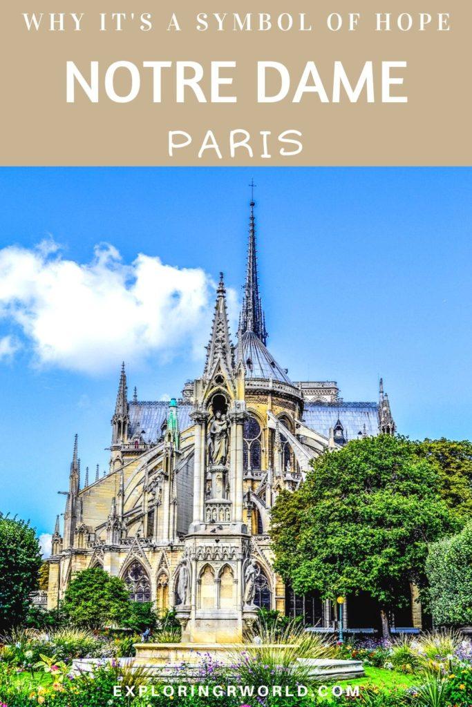 Notre Dame Paris Hope - Exploringrworld.com