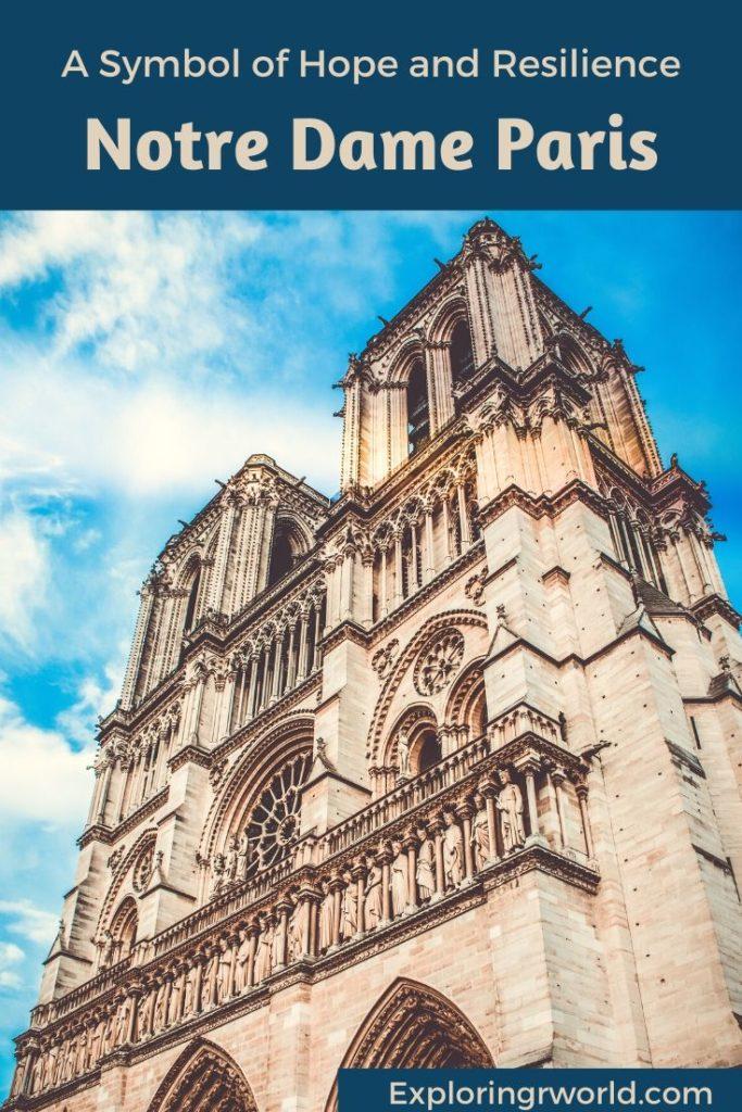 Paris Notre Dame Cathedral - Exploringrworld.com