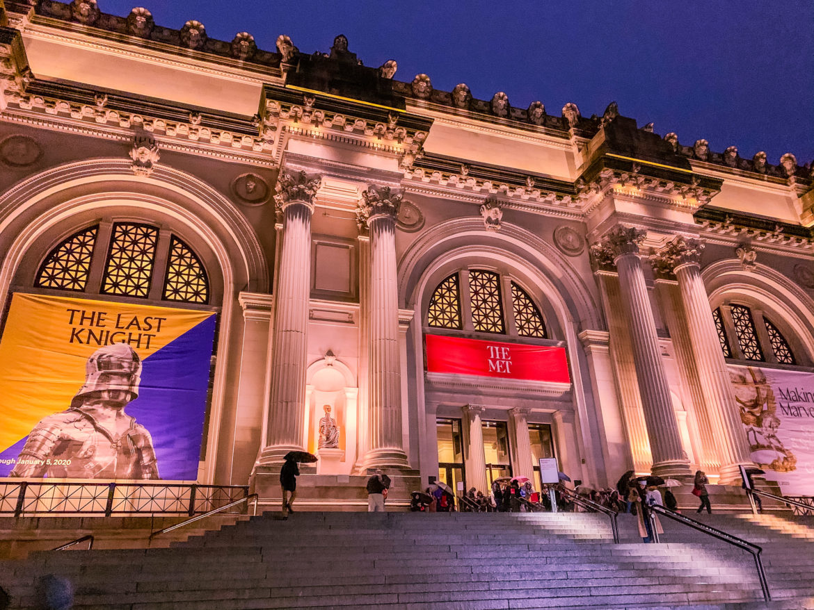 Virtual Tour of Museums Met New York City