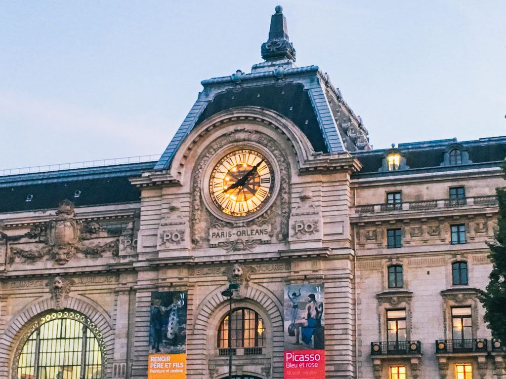 DOrsay Museum Paris