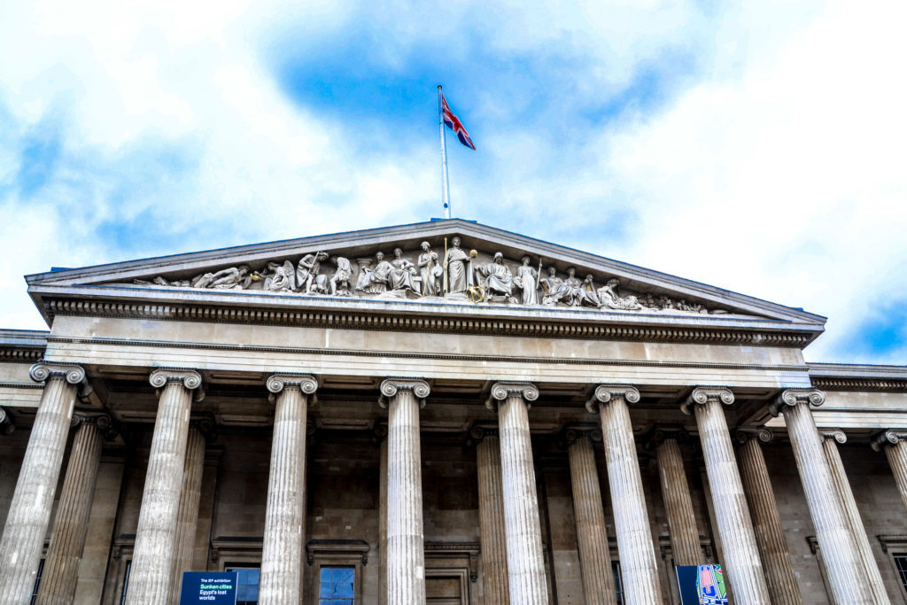 Virtual Tour of British Museum London