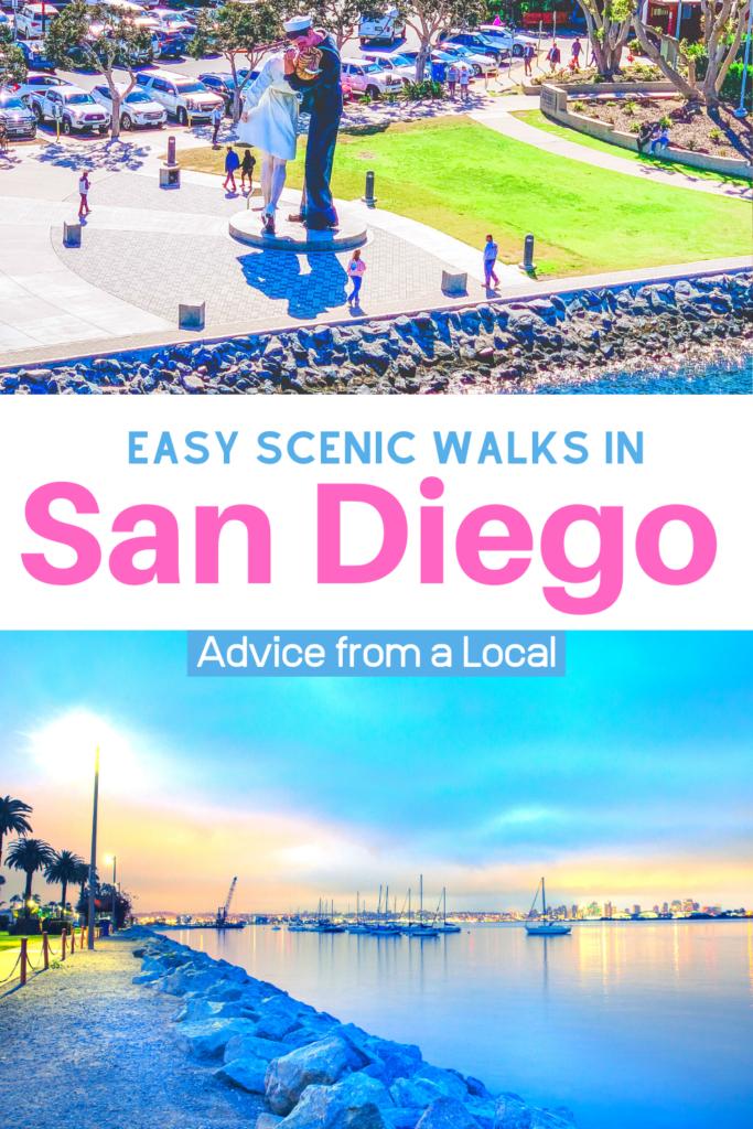 San Diego Walks - Exploringrworld.com