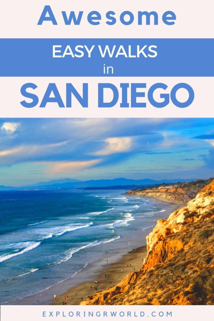 San Dieo California Walks - Exploringrworld.com