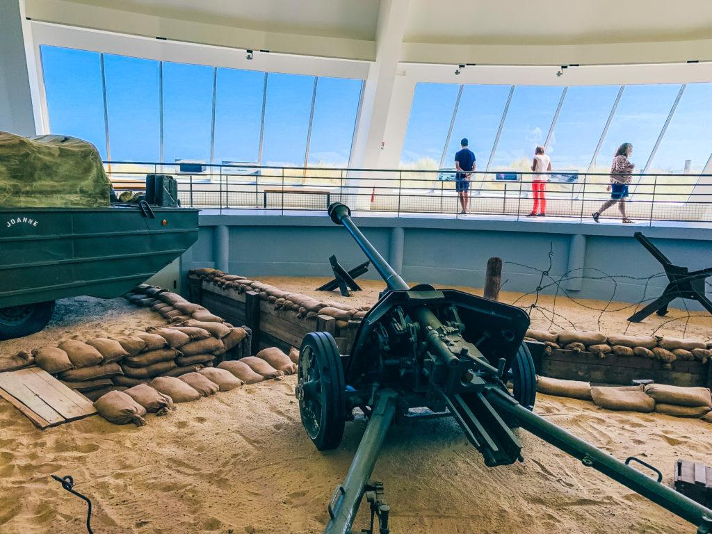 Utah Beach Museum France