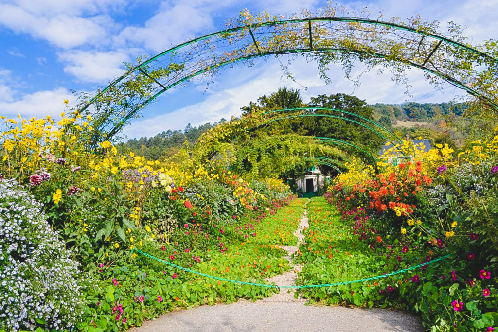 Giverny Normandy France