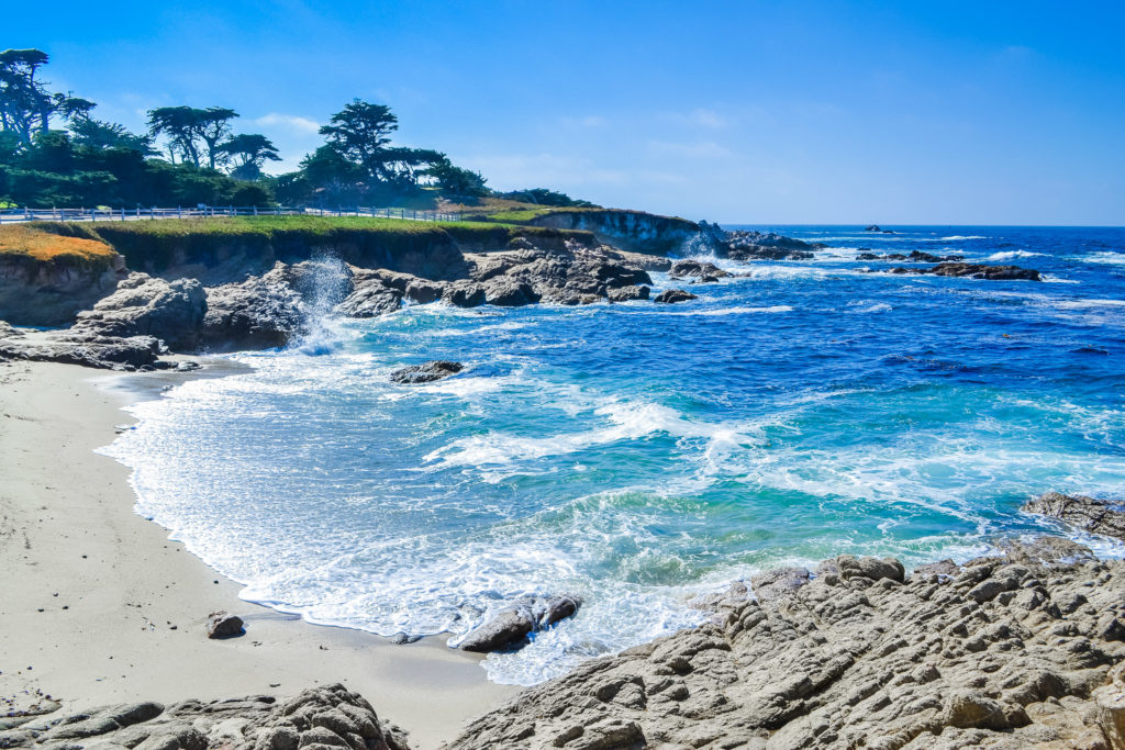 Monterey Bay 17-Mile Drive
