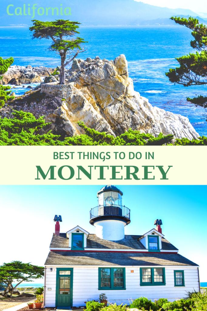 Monterey California - Exploringrworld.com