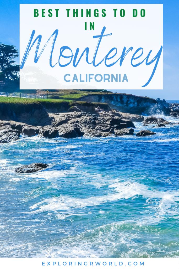 Monterey Califorrnia Pacific Grove - Exploringrword.com