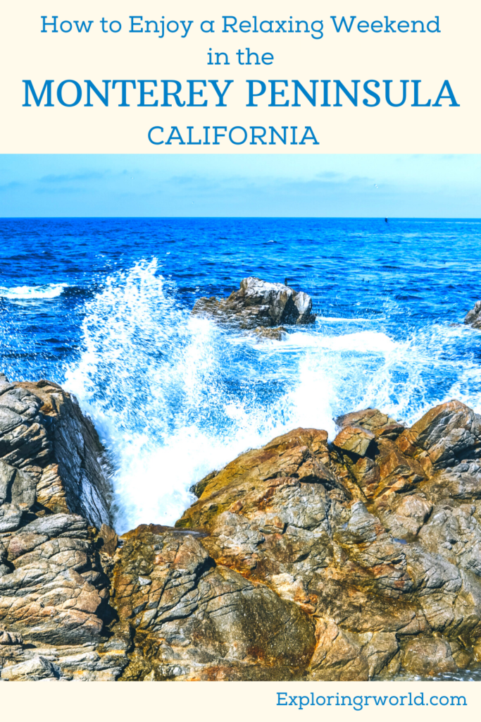 Monterey Peninsula California - Exploringrworld.com