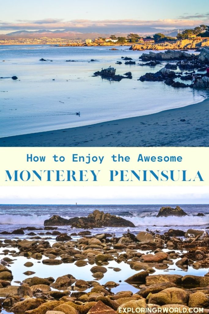 Monterey Peninsula - Exploringrworld.com