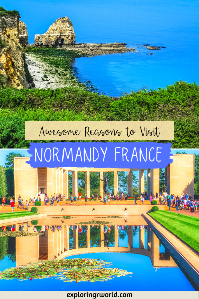 Normandy France - Exploringrworld.com