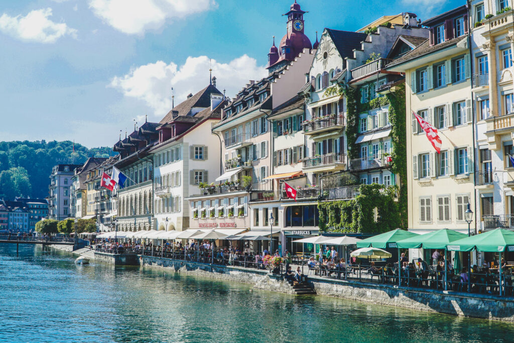 Lovely Lucerne