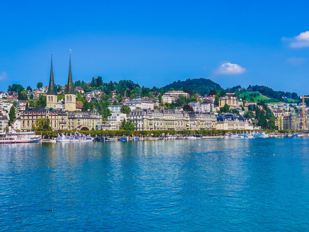 Lovely Lucerne Switzerland