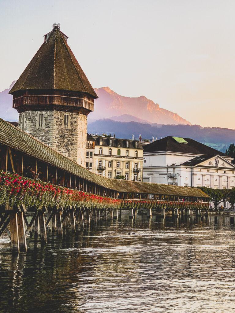 Lovely Lucerrne Switzerland