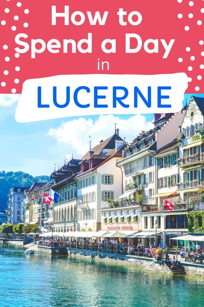 Lucerne Switzerland - Exploringrworld.com