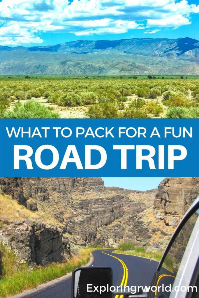 Fun Essentials to Pack for Road Trips