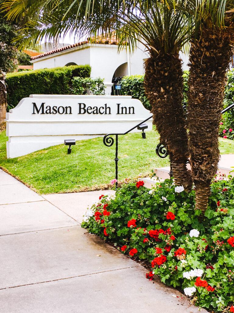 Mason Beach Inn Santa Barbara