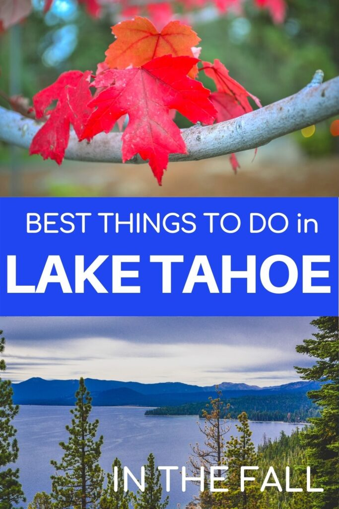 Lake Tahoe California - Exploringrworld.com