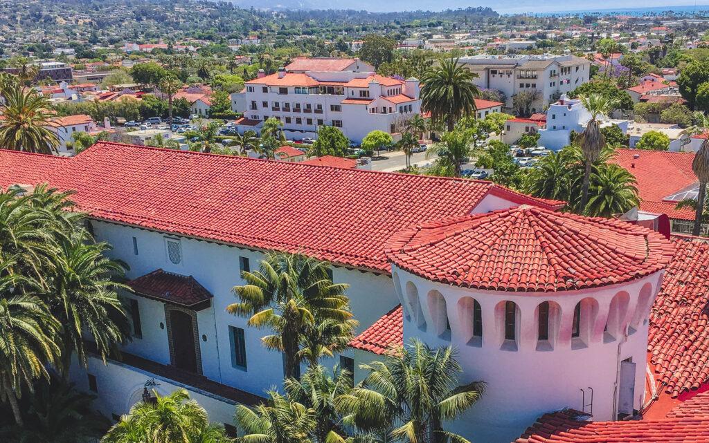 Red Tile Tour Santa Barbara